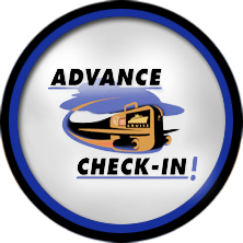 Advance Check-in logo